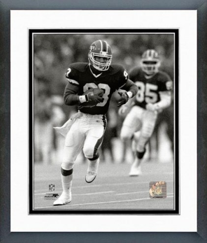 Buffalo Bills Andre Reed 1991 Action Framed Photo