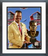 Buffalo Bills Andre Reed Hall of Fame Induction Ceremony Framed Photo