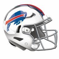 Buffalo Bills Authentic Helmet Cutout Sign