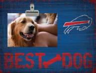 Buffalo Bills Best Dog Clip Frame