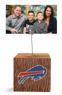 Buffalo Bills Block Spiral Photo Holder