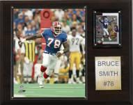 "Buffalo Bills Bruce Smith 12 x 15"" Player Plaque"