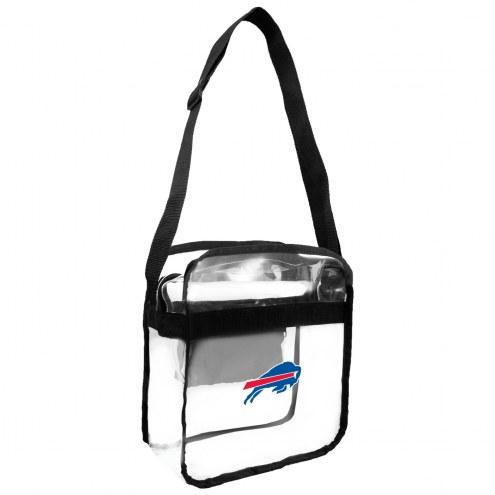 Buffalo Bills Clear Crossbody Carry-All Bag