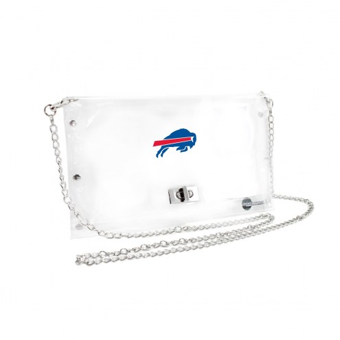 Buffalo Bills Clear Envelope Purse
