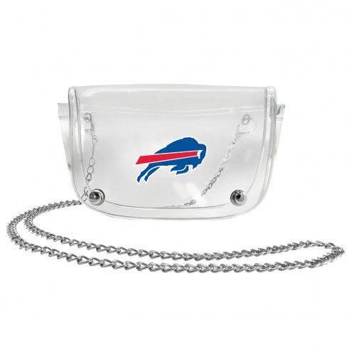 Buffalo Bills Clear Waistpack