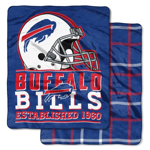Buffalo Bills Cloud Throw Blanket