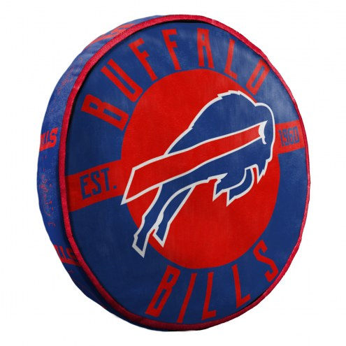Buffalo Bills Cloud Travel Pillow