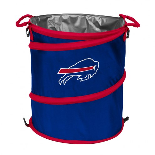 Buffalo Bills Collapsible Laundry Hamper