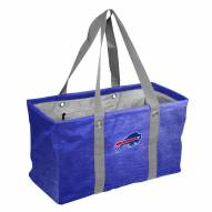 Buffalo Bills Crosshatch Picnic Caddy