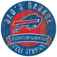 Buffalo Bills Dad's Garage Sign