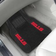 Buffalo Bills Deluxe Car Floor Mat Set