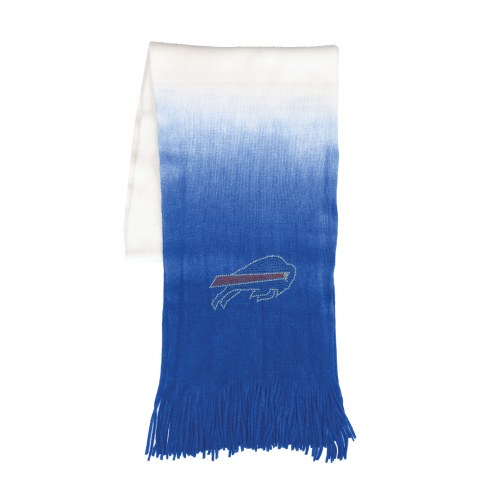 Buffalo Bills Dip Dye Scarf