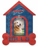 Buffalo Bills Dog Bone House Clip Frame