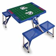 Buffalo Bills Folding Picnic Table