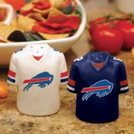 Buffalo Bills Gameday Salt and Pepper Shakers