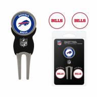 Buffalo Bills Golf Divot Tool Pack