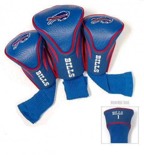 Buffalo Bills Golf Headcovers - 3 Pack