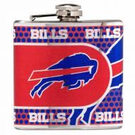 Buffalo Bills Hi-Def Stainless Steel Flask