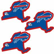 Buffalo Bills Home State Decal - 3 Pack