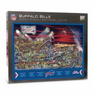 Buffalo Bills Joe Journeyman Puzzle