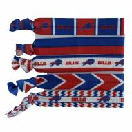 Buffalo Bills Knotted Hair Tie
