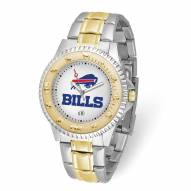 Buffalo Bills Competitor Two-Tone Men's Watch