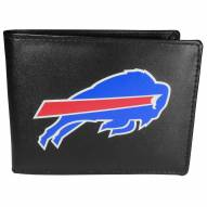 Buffalo Bills Large Logo Bi-fold Wallet