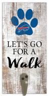 Buffalo Bills Leash Holder Sign