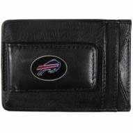 Buffalo Bills Leather Cash & Cardholder