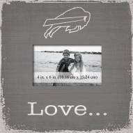 Buffalo Bills Love Picture Frame