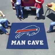Buffalo Bills Man Cave Tailgate Mat