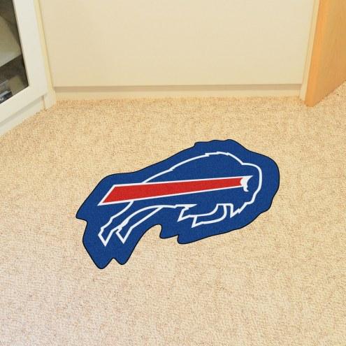 Buffalo Bills Mascot Mat