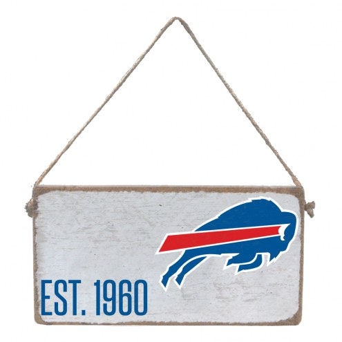 Buffalo Bills Mini Plank