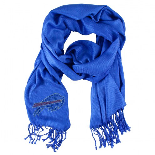 Buffalo Bills Navy Pashi Fan Scarf