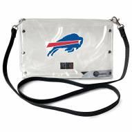 Buffalo Bills Clear Envelope Purse