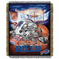 Buffalo Bills NFL Woven Tapestry Throw
