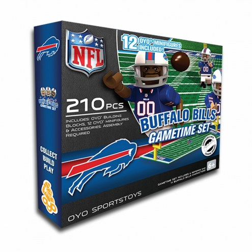 Buffalo Bills OYO Game Time Set