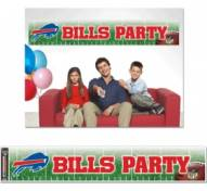Buffalo Bills Party Banner