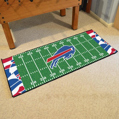 Buffalo Bills Quicksnap Runner Rug