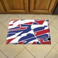 Buffalo Bills Quicksnap Scraper Door Mat