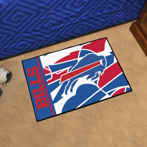 Buffalo Bills Quicksnap Starter Rug