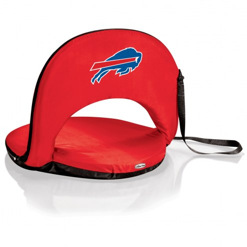 Buffalo Bills Red Oniva Beach Chair