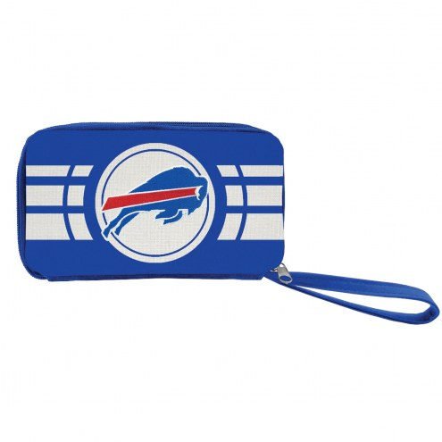 Buffalo Bills Ripple Zip Wallet