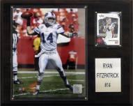 "Buffalo Bills Ryan Fitzptarick 12 x 15"" Player Plaque"