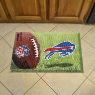 Buffalo Bills Scraper Door Mat