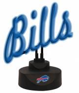 Buffalo Bills Script Neon Desk Lamp