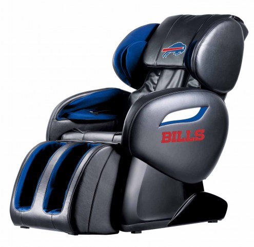 Buffalo Bills Shiatsu Zero Gravity Massage Chair