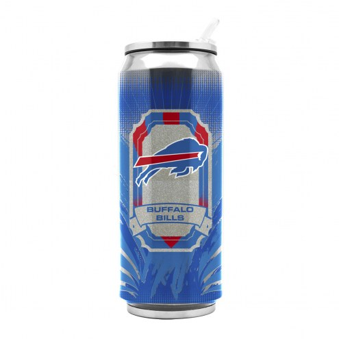 Buffalo Bills Stainless Steel Thermo Can