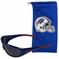 Buffalo Bills Sunglasses and Bag Set