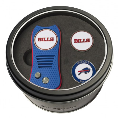 Buffalo Bills Switchfix Golf Divot Tool & Ball Markers
